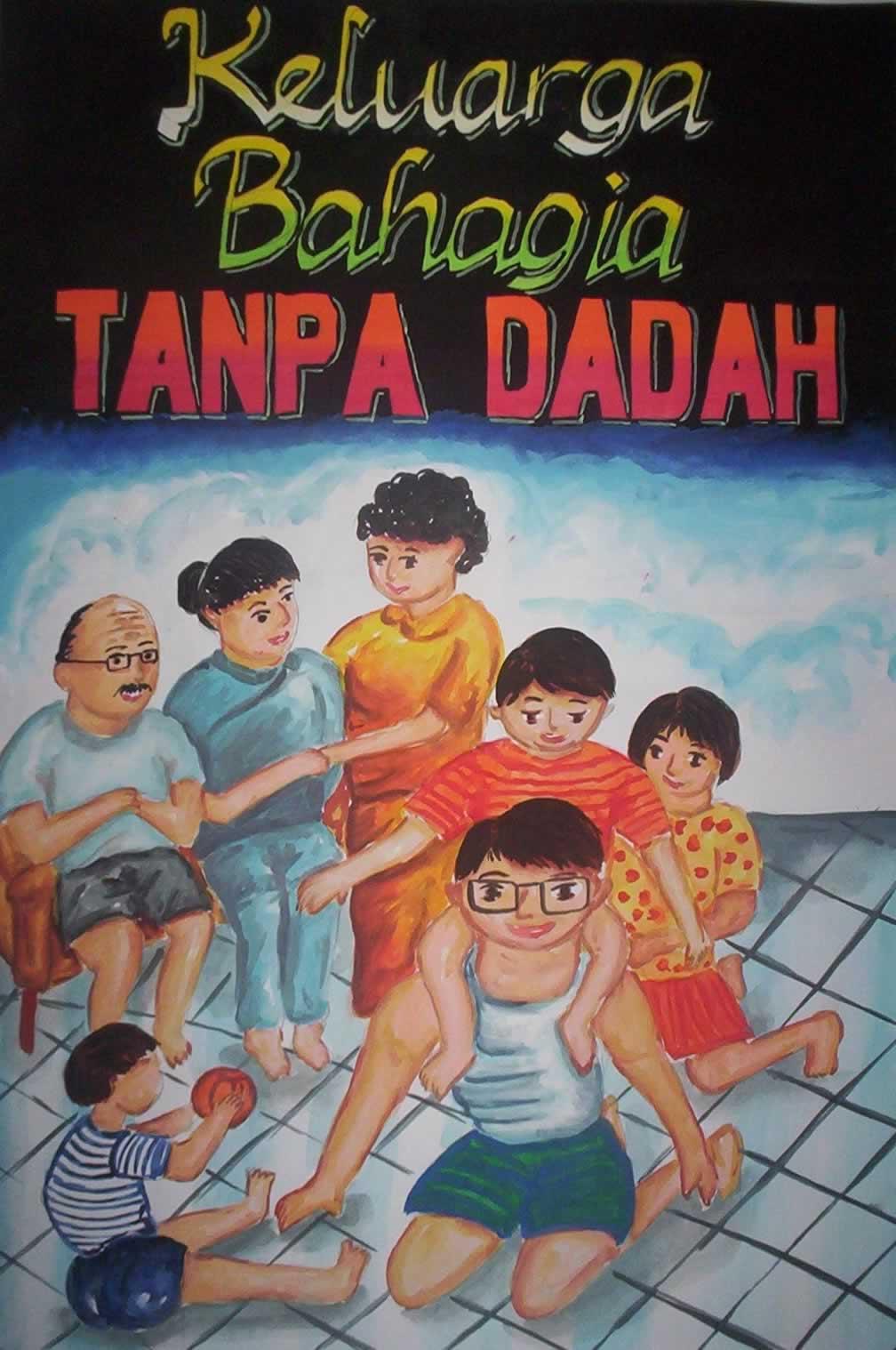 Anti Dadah Posters